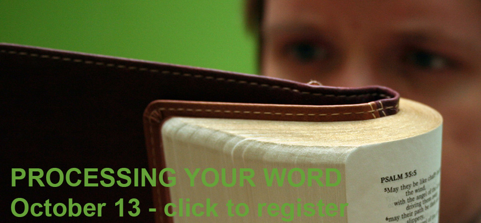 Processing Your Word